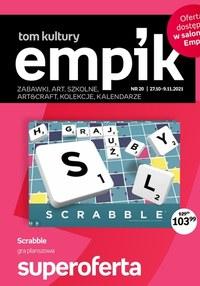 Gazetka promocyjna EMPiK - Artykuły szkolne w Empiku - ważna do 09-11-2021