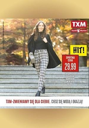 Gazetka promocyjna Textil Market - Ciesz  się modą i okazją w Textil Market