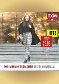 Gazetka promocyjna Textil Market - Ciesz  się modą i okazją w Textil Market - ważna do 02-11-2021