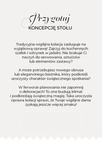Gazetka promocyjna Home&You - Świąteczna checklista Home&You!