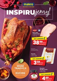 Gazetka promocyjna Makro Cash&Carry - Tradycyjne smaki jesieni w Makro!
