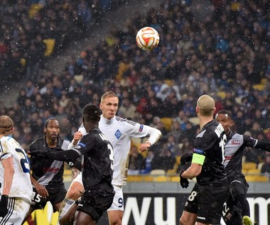 1/16 finału Ligi Europejskiej: Łukasz Teodorczyk bohaterem Dynama Kijów