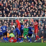 1/16 Pucharu Anglii: Liverpool - Manchester United 2-1