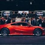 1,2 mln dolarów za pierwszą Acurę NSX!