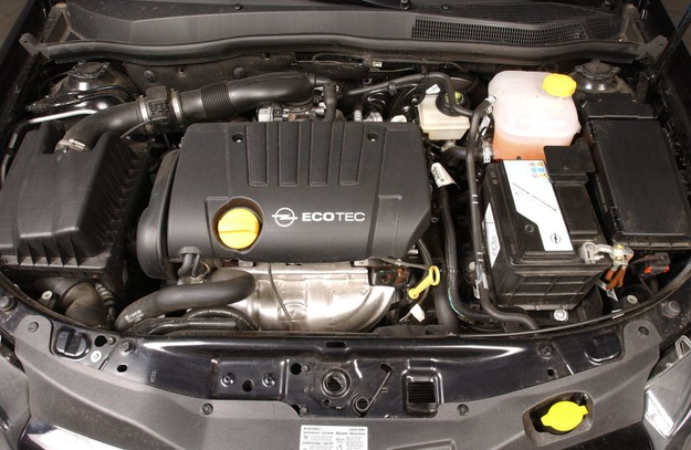 1.8 ecotec /Motor