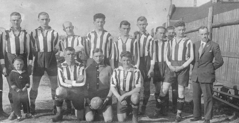 1. FC Katowice /archiwum Mariusza Kowolla /archiwum prywatne