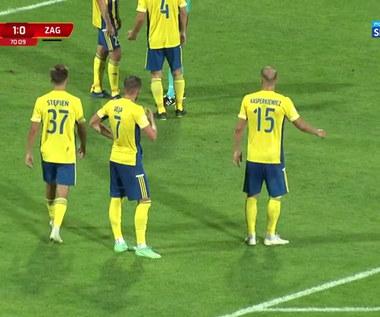 1 liga. Arka Gdynia - Zagłębie Sosnowiec 1-1. Wszystkie bramki (POLSAT SPORT). Wideo