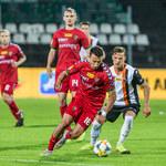 1. liga piłkarska. Chrobry Głogów wywiózł trzy punkty z Sosnowca