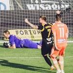 1. liga piłkarska. Drużyna z Niecieczy jeszcze niepewna gry w barażach