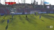 1 liga. Puszcza Niepołomice - Arka Gdynia 4-0. Wszystkie bramki (POLSAT SPORT). Wideo