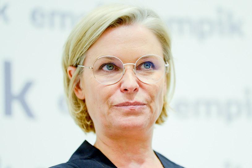 1 lutego premierę miał nowy program z udziałem Małgorzaty Rozenek-Majdan. Paulina Młynarska nie zostawiła na nim suchej nitki /Piotr Kamionka /Reporter