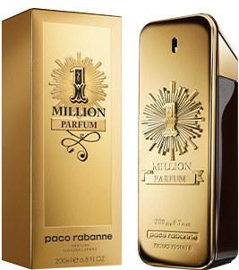 1 Million Parfum, paco rabanne /materiały prasowe