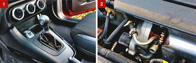 [1] Skrzynia zautomatyzowana TCT nie sprawia problemów, chyba że ktoś źle wykonał chiptuning. [2] Silnika 1.4 TB Multiair nie wolno obciążać na zimno. Grozi uszkodzeniem turbosprężarki. /Motor