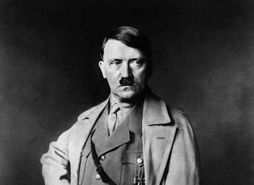 """1 stycznia wygasły prawa autorskie do """"Mein Kampf"""" /HEINRICH HOFFMANN / FRANCE PRESSE VOIR / AFP /AFP"""