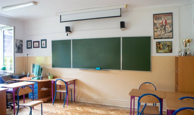 1 września dzieci wracają do szkół /Tomasz Jastrzębowski /Reporter