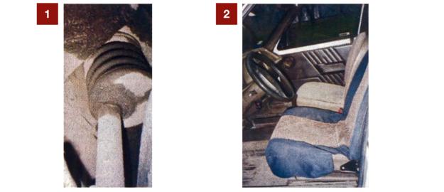 [1] Zawieszenie nie jest ani komfortowe, ani bezpieczne. [2] Mimo małych wymiarów zewnętrznych auto oferuje dość wygodne i obszerne wnętrze. /Motor