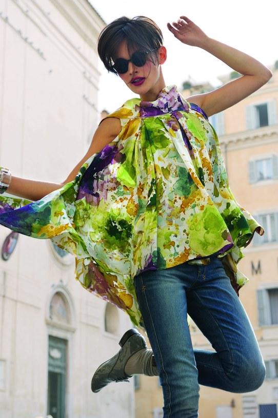 Włoskie Bluzki I Koszule Stylpl Twoja Inspiracja Moda