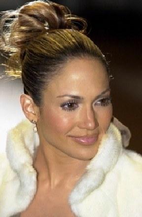 Fryzury Jennifer Lopez Gwiazdy Kobieta W Interiapl