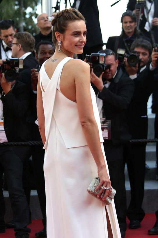 Kasia Smutniak W Cannes Stylpl Twoja Inspiracja Moda