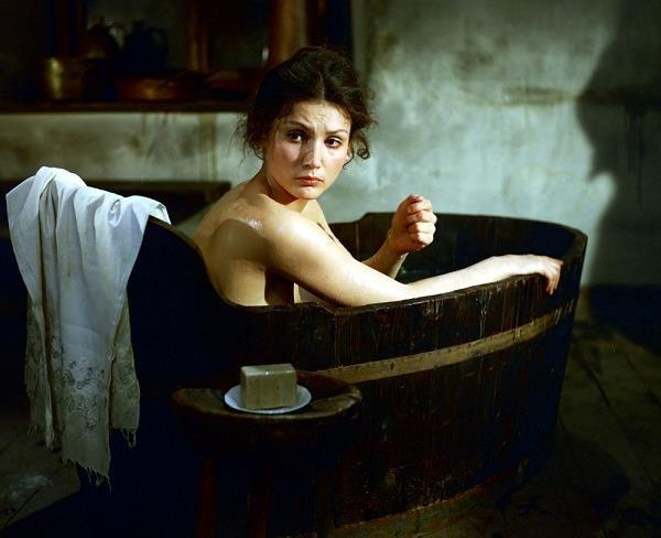 2661e9af11d5e4 Małgorzata Pieczyńska: Burza czarnych włosów i południowy temperament