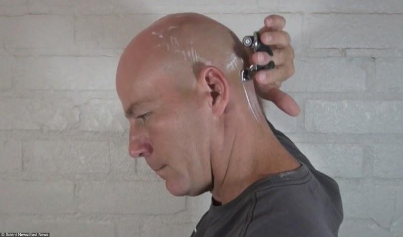 Stworzył Najfajniejszą Maszynkę Do Golenia Dla łysych