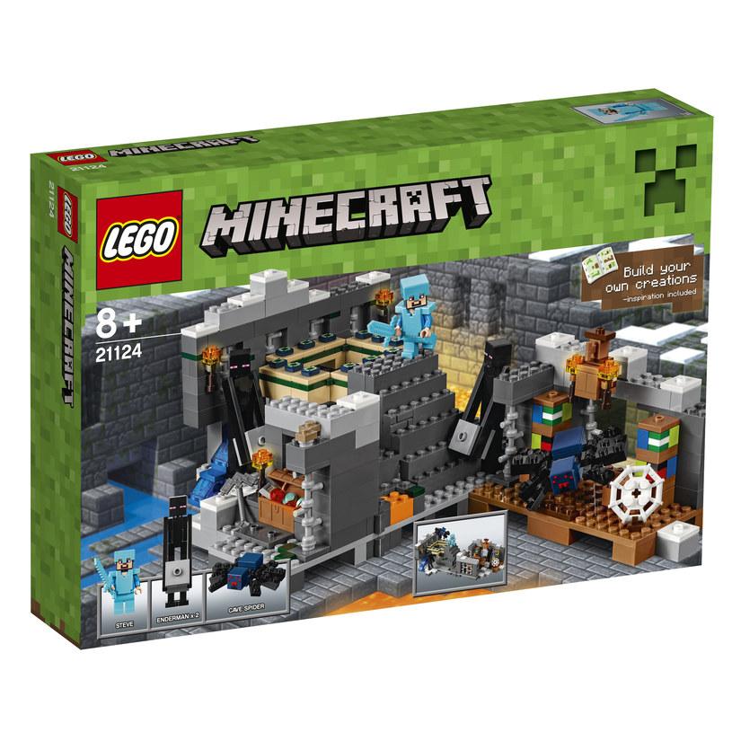 Lego Minecraft Nowe Zestawy W Drodze Gry W Interiapl