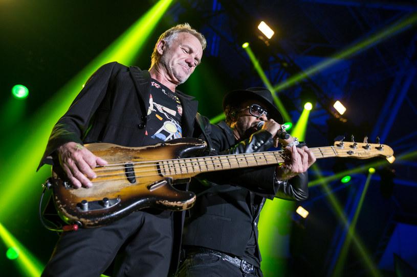 Sting i nowa płyta