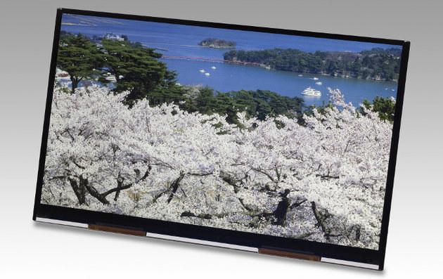 10,1-calowe panele 4K staną się dostępne dla producentów za kilka miesięcy. /materiały prasowe