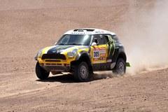 10. etap Dakaru: Pech Hołowczyca, Polak stracił szansę na wygraną