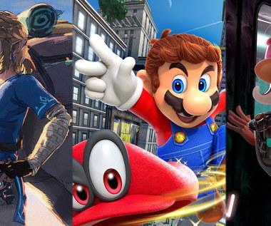 10 gier obowiązkowych dla każdego posiadacza Nintendo Switch