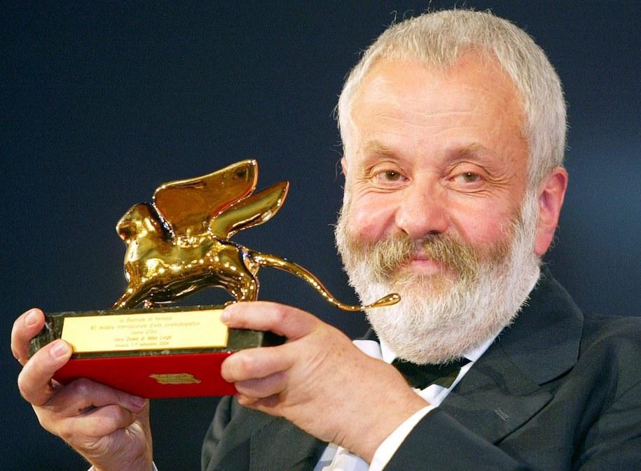 10 lat temu Złotego Lwa odebrał za film Vera Drakebrytyjski reżyser Mike Leigh /CLAUDIO ONORATI    /PAP/EPA