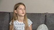 10-latka razem z bratem uratowała rannego bociana