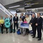 10-letni Staszek ośmiomilionowym pasażerem lotniska Kraków-Balice