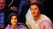 10-letni syn Beckhamów już na siebie zarabia