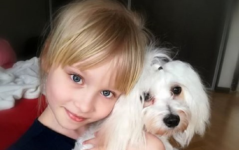 10-letnia Oliwia /mam-serce.org /