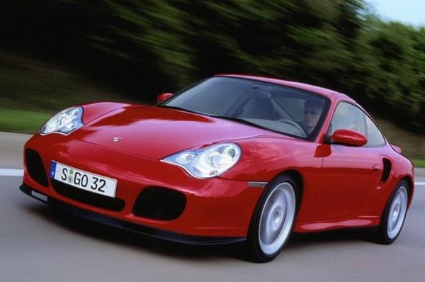 Porsche 911 (2001-2006), indeks niezawodności: 442