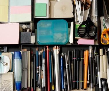 10 pomysłowych sposobów na wykorzystanie artykułów biurowych