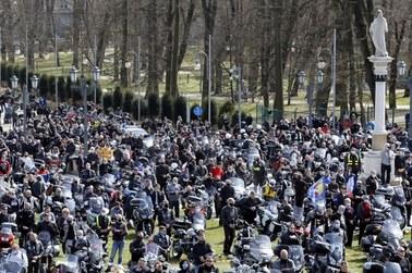 10 tys. motocyklistów na Jasnej Górze. Jest śledztwo