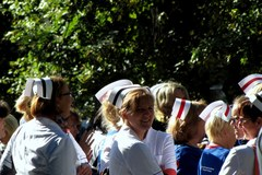 """10 tysięcy pielęgniarek pikietuje w Warszawie. Chcą """"podwyżek - nie jałmużny"""""""