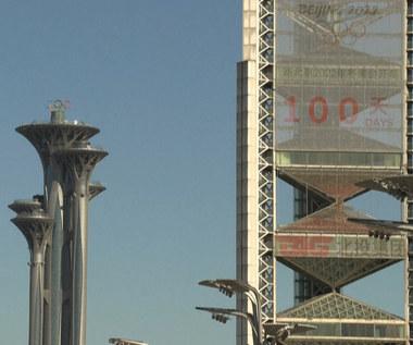 100 dni do rozpoczęcia zimowych igrzysk olimpijskich w Pekinie. Tak przygotowuje się gospodarz imprezy. WIDEO
