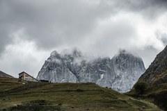 100 km ekstremalnego biegu w górach Kaukazu