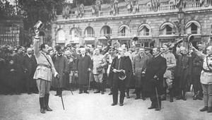 100 lat temu gen. Józef Haller został naczelnym wodzem Armii Polskiej we Francji