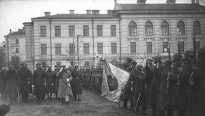 100 lat temu Józef Piłsudski wyparł z Wilna bolszewików