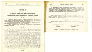 100 lat temu Rada Regencyjna przejęła władzę nad Polską Siłą Zbrojną