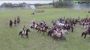100 tysięcy osób podziwiało widowiskową rekonstrukcję bitwy pod Borodino