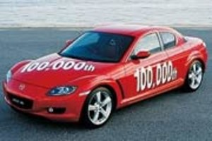 100 tysięcy RX-8