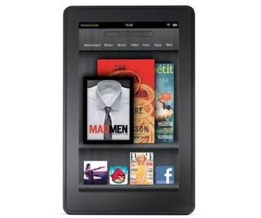 100 tysięcy tabletów Kindle Fire sprzedanych w ciągu jednego dnia