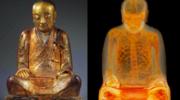1000-letnia mumia. Jaką tajemnicę skrywał posąg?