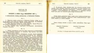 101 lat temu utworzono Radę Regencyjną