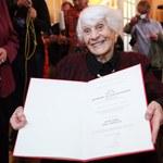 102-latka obroniła doktorat. Naziści jej nie pozwolili